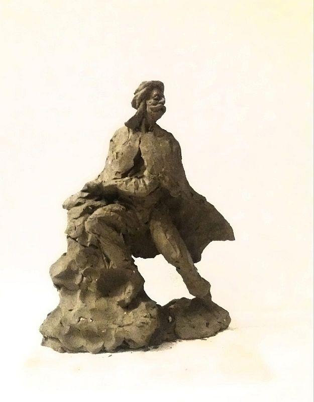 (Pobjednički pokal rad akademskog kipara Ilije Skočbušića)