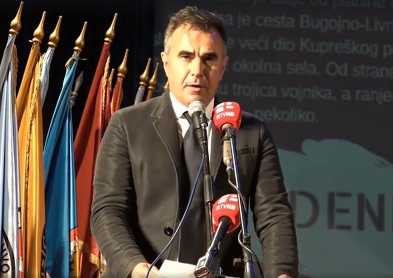 General zbora HVO-a Stanko Sopta na Kupresu: Ovu je zaravan ...