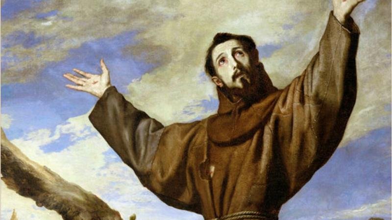 Sv. Franjo Asiški - uzorni nasljedovatelj Kristov