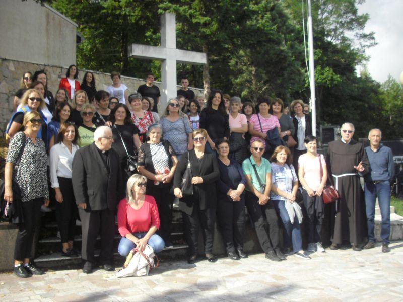 Suradnici u župi Posušje u Župi sv. Franje u Rašeljkama